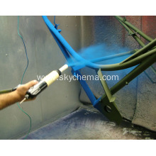 PES /TGIC Coating Matt Gloss Paint Clear Coat